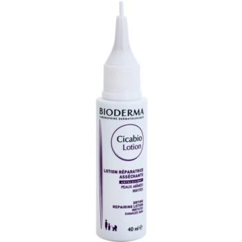 Bioderma Cicabio Lotion tratament de reinnoire impotriva iritatiilor si mancarimilor