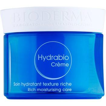 Bioderma Hydrabio Créme nährende feuchtigkeitsspendende Creme für trockene bis sehr trockene empfindliche Haut