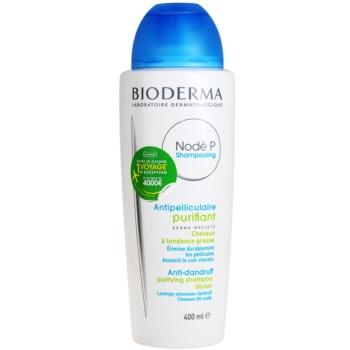 Bioderma Nodé P šampon proti lupům pro mastné vlasy 400 ml