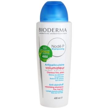 Fotografie Bioderma Nodé P šampon proti lupům pro jemné a zplihlé vlasy 400 ml