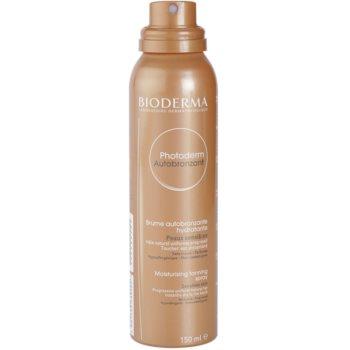 Bioderma Photoderm Autobronzant spray auto-bronzant pentru piele sensibila 1