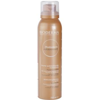 Bioderma Photoderm Autobronzant спрей для автозасмаги для чутливої шкіри