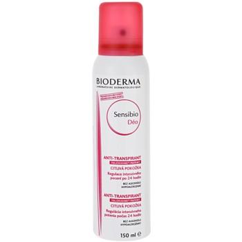 Bioderma Sensibio Deo antiperspirant pro citlivou pokožku