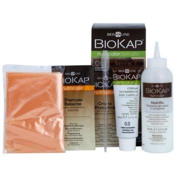 Biokap Nutricolor Delicato освітлююча крем з аргановою олійкою 1