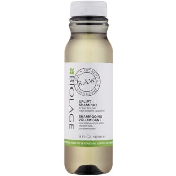 Biolage RAW Uplift șampon cu efect de volum pentru părul fin