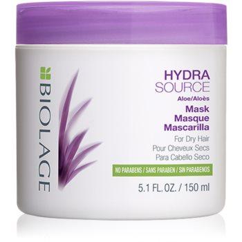 Biolage Essentials HydraSource masca pentru par uscat imagine