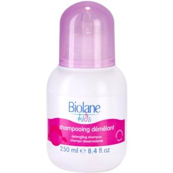 Biolane Baby Wash sampon si balsam 2 in 1 pentru fete