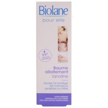 Biolane Pregnancy pflegender balsam für stillende Frauen 2