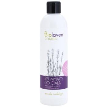 Biolaven Body Care gel de duche relaxante com óleos essenciais