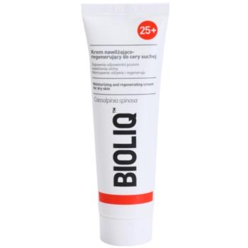 Bioliq 25+ regenerierende und hydratisierende Creme für trockene Haut