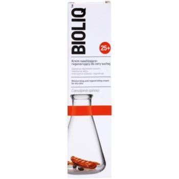 Bioliq 25+ regenerierende und hydratisierende Creme für trockene Haut 2