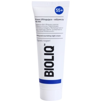 Bioliq 55+ crema de noapte intensiva pentru regenerarea si reinnoirea pielii