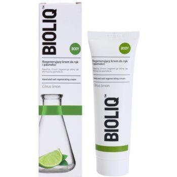 Bioliq Body regeneracijska krema za roke in nohte 1