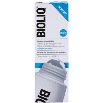 Bioliq Dermo Antitranspirant-Deoroller für empfindliche und depilierte Haut 2