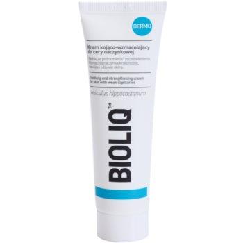 Bioliq Dermo crema intensiva pentru piele sensibila cu tendinte de inrosire