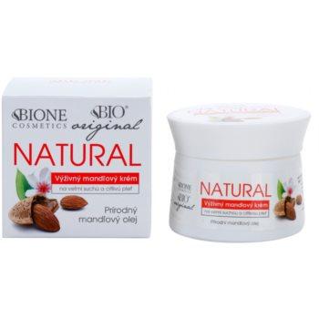Bione Cosmetics Almonds ekstra hranilna krema za zelo suho in občutljivo kožo 1