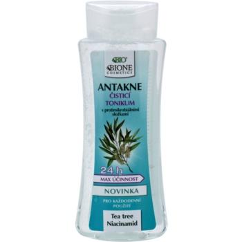 Bione Cosmetics Antakne čistilni tonik za mastno in problematično kožo