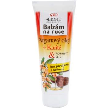 Bione Cosmetics Argan Oil + Karité balsam pentru maini