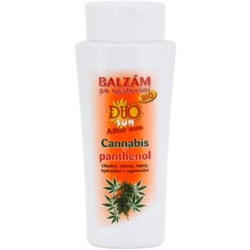 Bione Cosmetics DUO SUN Cannabis balsam After Sun