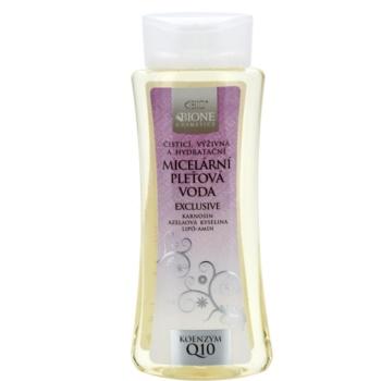 Bione Cosmetics Exclusive Q10 apa pentru curatare cu particule micele