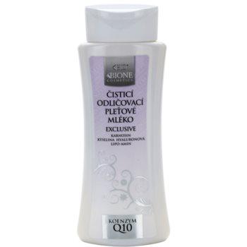 Bione Cosmetics Exclusive Q10 čisticí pleťové mléko