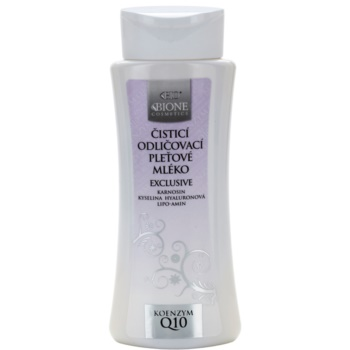 Bione Cosmetics Exclusive Q10 čistilni losjon za obraz