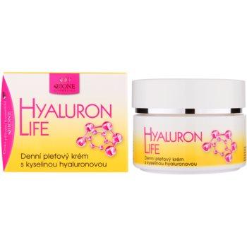 Bione Cosmetics Hyaluron Life дневен крем за лице с хиалуронова киселина 1