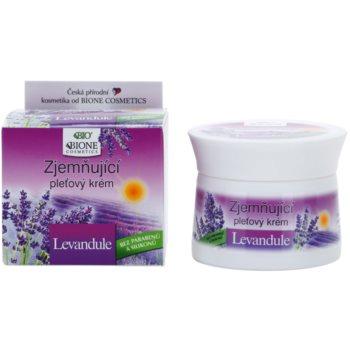 Bione Cosmetics Lavender creme de rosto suave 1