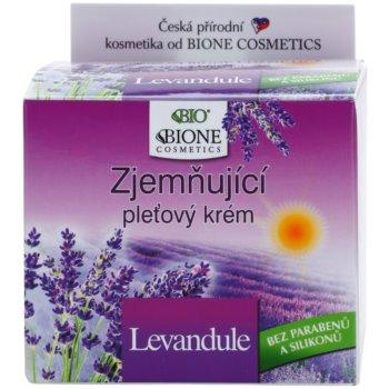 Bione Cosmetics Lavender creme de rosto suave 2