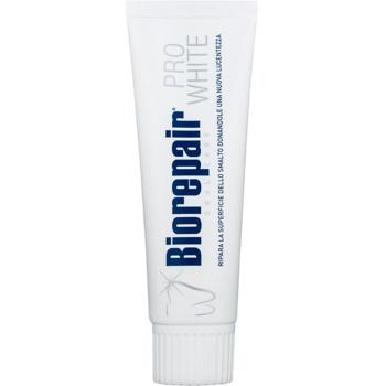 Biorepair Whitening pasta reparatorie a smalrulului dintilor cu efect de albire imagine produs