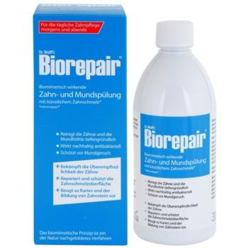 Biorepair Dr. Wolff's elixir antibacteriano para renovar o esmalte dentário 2
