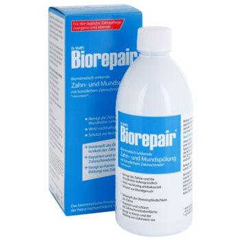 Biorepair Dr. Wolff's elixir antibacteriano para renovar o esmalte dentário 3