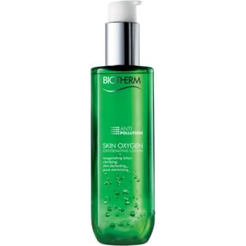 Biotherm Skin Oxygen tonic pentru curățarea tenului pentru pori dilatati