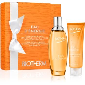 Biotherm Eau D'Énergie set cadou I.