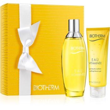 Biotherm Eau Vitaminée set cadou I.