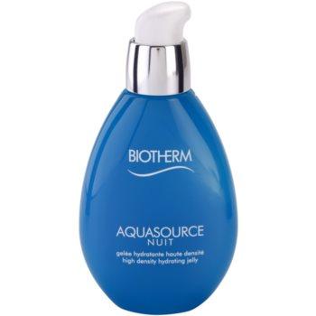 Biotherm Aquasource Nuit emulsie hidratanta pentru toate tipurile de ten