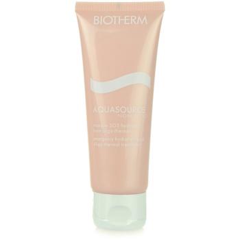 Biotherm Aquasource máscara de pele para pele seca