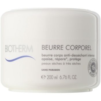 Fotografie Biotherm Beurre Corporel tělové máslo pro suchou až velmi suchou pokožku 200 ml