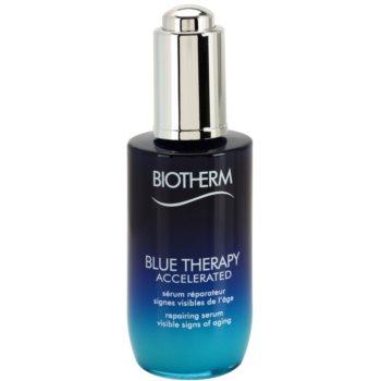 Biotherm Blue Therapy Accelerated ser revigorant impotriva imbatranirii pielii