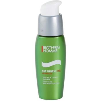 Biotherm Homme Age Fitness Advanced gel-crema pentru ochi anti-imbatranire