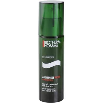 Biotherm Homme Age Fitness Advanced нічний гель для шкіри проти старіння