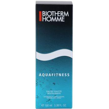 Biotherm Homme Aquafitness Eau de Toilette for Men 3