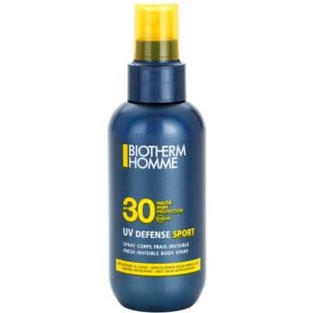 Biotherm Homme UV Defense Sport spray solar SPF 30