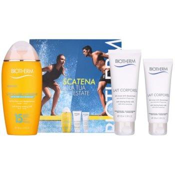 Biotherm Lait Solaire Kosmetik-Set  I. 1