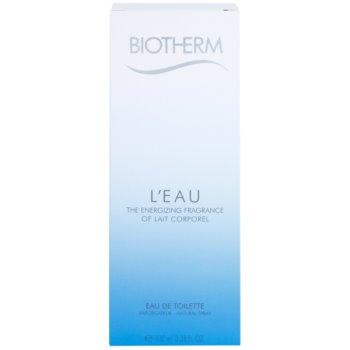 Biotherm L'eau Eau de Toilette for Women 4