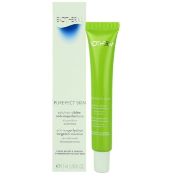 Biotherm PureFect Skin lokální péče pro problematickou pleť, akné 1