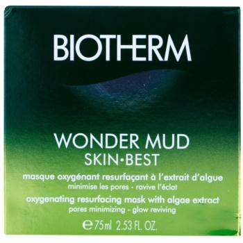 Biotherm Skin Best освіжаюча та відновлююча грязьова маска з екстрактом морських водоростей 2
