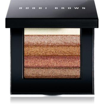 Bobbi Brown Shimmer Brick Pudra compacta ce ofera luminozitate imagine produs