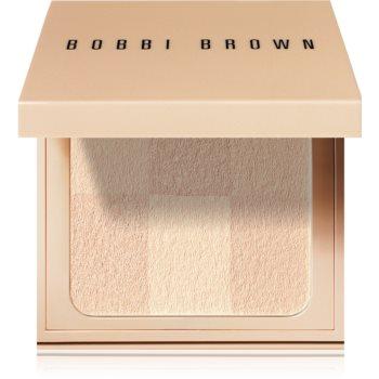 Bobbi Brown Nude Finish Illuminating Powder pudră compactă iluminatoare