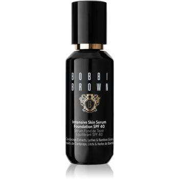 Bobbi Brown Intensive Skin Serum Foundation fond de ten lichid iluminator SPF 40 imagine produs